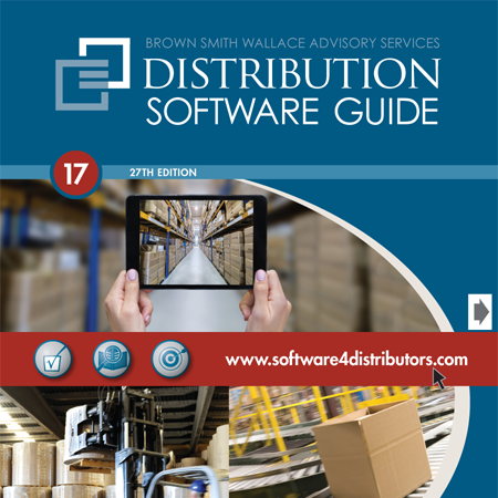 Distribution Software Guide 2017